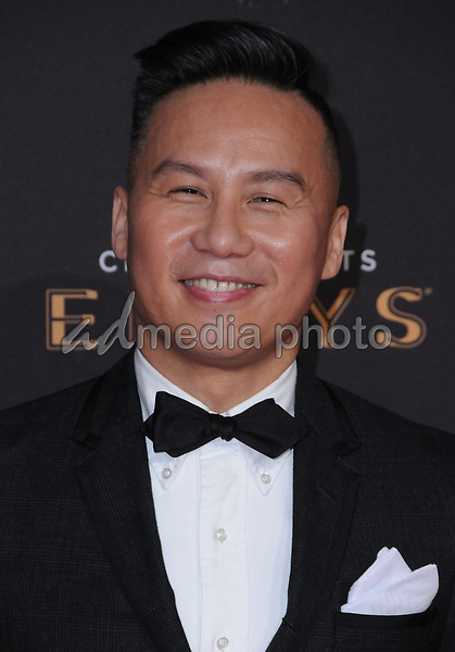 10 September  2017 - Los Angeles, California - BD Wong. 2017 Creative Arts Emmys - Arrivals held at Microsoft Theatre L.A. Live in Los Angeles. Photo Credit: Birdie Thompson/AdMedia