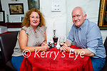 Enjoying the evening in Cassidy's on Saturday, l to r: Brid McElligott and Robert Rusk.