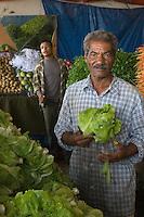 Tripoli, Libya - Egyptian Vegetable Salesman