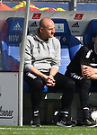 19.05.2019,  GER; 2. FBL, Hamburger SV vs MSV Duisburg ,DFL REGULATIONS PROHIBIT ANY USE OF PHOTOGRAPHS AS IMAGE SEQUENCES AND/OR QUASI-VIDEO, im Bild Trainer Torsten Lieberknecht (Duisburg)  Foto © nordphoto / Witke