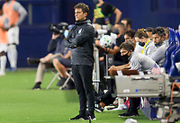 CARSON, CA - SEPTEMBER 19: Guillermo Barros Schelotto head coach of the Los Angeles Galaxy during a game between Colorado Rapids and Los Angeles Galaxy at Dignity Heath Sports Park on September 19, 2020 in Carson, California.