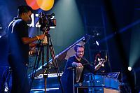 SÃO PAULO, SP 31.08.2019: FESTIVAL JAZZ-SP - Aaron Parks e o trio Little Big recebem o saxofonista Dayna Stephens no palco do festival Mastercard Jazz, que aconteceu na tarde deste sábado (31), na platéia externa do Auditório Ibirapuera, na zona sul da capital paulista. (Foto: Ale Frata/Código19)