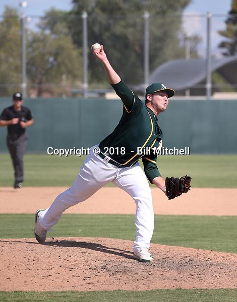 Clark Cota - 2018 AIL Athletics (Bill Mitchell)