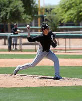 Mac Welsh - Chicago White Sox 2019 extended spring training (Bill Mitchell)