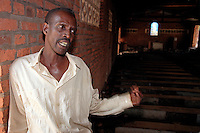 Ntarama/Rwanda.<br />