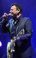 Pictured: James Dean Bradfield of the Manic Street Preachers Saturday May 2016<br /> Re: Manic Street Preachers at the Liberty Stadium, Swansea, Wales, UK