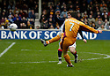 11/03/2006         Copyright Pic: James Stewart.File Name : sct_jspa10_motherwell_v_falkirk.SCOTT MCDONALD SCORES THE SECOND FOR MOTHERWELL....Payments to :.James Stewart Photo Agency 19 Carronlea Drive, Falkirk. FK2 8DN      Vat Reg No. 607 6932 25.Office     : +44 (0)1324 570906     .Mobile   : +44 (0)7721 416997.Fax         : +44 (0)1324 570906.E-mail  :  jim@jspa.co.uk.If you require further information then contact Jim Stewart on any of the numbers above.........