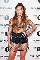 Mabel<br /> arriving for the Radio 1 Teen Awards 2018 at Wembley Stadium, London<br /> <br /> ©Ash Knotek  D3454  21/10/2018