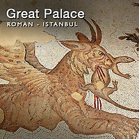 Great Palace Roman Mosaics Pictures, Images & Photos. Istanbul