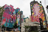 27.09.2019 - Grafite de 10 mil m² no Centro de São Paulo