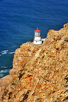 Point Reyes Lighthouse. Point Reyes National Seashore. California