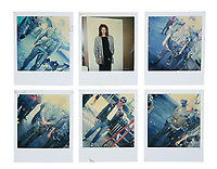 BNPS.co.uk (01202) 558833. <br /> Pic: PropStore/BNPS<br /> <br /> Pictured: A set of six continuity Polaroid photographs of the principal cast members are included in the sale. <br /> <br /> Costume props and behind-the-scenes photos from the classic Tom Cruise movie Top Gun are coming up for sale.<br /> <br /> The archive includes the white vest worn by Goose, the partner of Tom Cruise's character Pete 'Maverick' Mitchell, during the famous beach volleyball scene. <br /> <br /> There is also the flight suit worn by Maverick's Top Gun rival, Tom 'Iceman' Kazansky, played by Val Kilmer in the 1986 film.