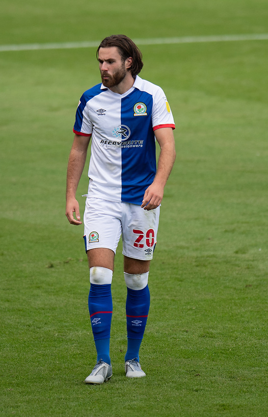 Blackburn Rovers' Ben Brereton <br /> <br /> Photographer David Horton/CameraSport <br /> <br /> The EFL Sky Bet Championship - Bournemouth v Blackburn Rovers - Saturday September 12th 2020 - Vitality Stadium - Bournemouth<br /> <br /> World Copyright © 2020 CameraSport. All rights reserved. 43 Linden Ave. Countesthorpe. Leicester. England. LE8 5PG - Tel: +44 (0) 116 277 4147 - admin@camerasport.com - www.camerasport.com
