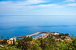 Frankreich, Provence-Alpes-Côte d'Azur, Théoule-sur-Mer: Port La Galère | France, Provence-Alpes-Côte d'Azur, Théoule-sur-Mer: Port La Galère