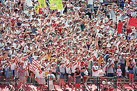 Stanford, CA - July 4, 1999; FIFA Women's World Cup 1999. Semifinals, USA 2 - Brazil 0.
