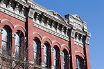 Port Townsend, Water Street, N D Hill building, Victorian architecture, Jefferson County, Olympic Peninsula, Washington State, Port Townsend Historic District, shopping,