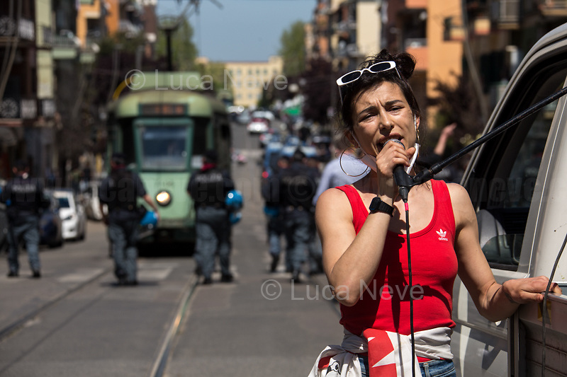 Maria Edgarda 'Eddi' Marcucci, Italian citizen who fought in the North of Syria / Rojava against ISIS along with the Kurdish forces.<br />