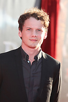 LOS ANGELES, CA - MAY 02:  Anton Yelchin attends the Premiere of Paramount Pictures' and Marvel's 'Thor' at the El Capitan Theater on May 2, 2011 in Los Angeles, California.<br />  <br /> People:   Anton Yelchin