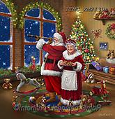 Marcello, CHRISTMAS SANTA, SNOWMAN, WEIHNACHTSMÄNNER, SCHNEEMÄNNER, PAPÁ NOEL, MUÑECOS DE NIEVE, paintings+++++,ITMCXM2130A,#x#