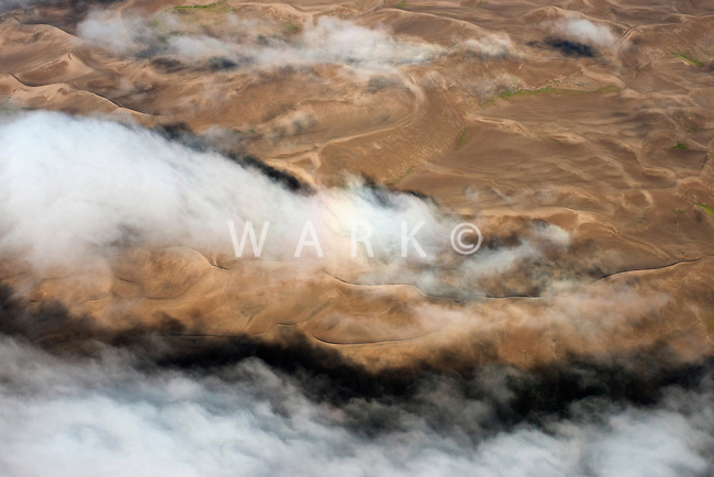 Great Sand Dunes National Park.  July 29, 2013.  80570