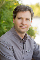 Author Neal Bascomb in Seattle, Wash.