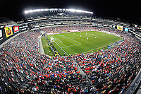 Philadelphia, PA. -June 14, 2016: during Copa America Centenario Group d match between Chile (CHI) and Panama (PAN) at Lincoln Financial Field.