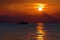 2019 06 21 Sunset, Athens, Greece