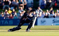 Jordan Cox bats for Kent during Kent Spitfires vs Hampshire Hawks, Vitality Blast T20 Cricket at The Spitfire Ground on 9th June 2021