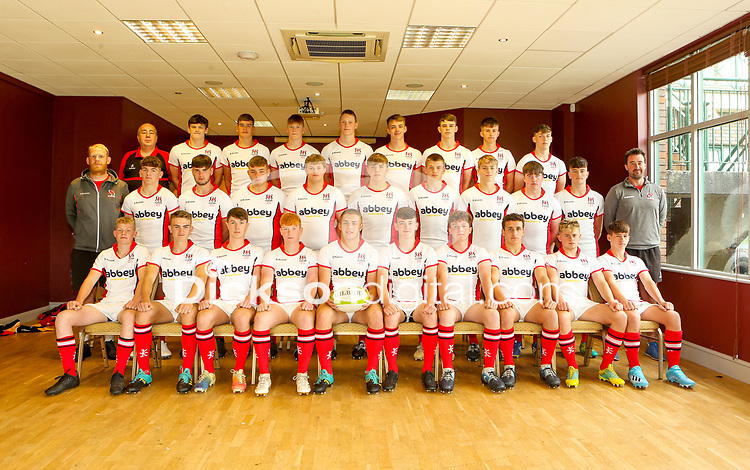Wednesday 14th August 2019 | Ulster U18 Clubs<br /> <br /> Ulster U18 Clubs at at their training base at Newforge Country Club, Belfast, Northern Ireland. Photo by John Dickson / DICKSONDIGITAL
