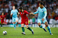 Rafa Silva of Portugal and Virgil van Dijk of Netherlands during the UEFA Nations League Final match between Portugal and Netherlands at Estadio do Dragao on June 9th 2019 in Porto, Portugal. (Photo by Daniel Chesterton/phcimages.com)<br /> Finale <br /> Portogallo Olanda<br /> Photo PHC/Insidefoto <br /> ITALY ONLY