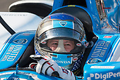 Verizon IndyCar Series<br /> Indianapolis 500 Practice<br /> Indianapolis Motor Speedway, Indianapolis, IN USA<br /> Monday 15 May 2017<br /> Marco Andretti, Andretti Autosport with Yarrow Honda<br /> World Copyright: Geoffrey M. Miller<br /> LAT Images