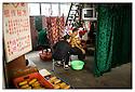 Chine<br /> Marché de long Pi, Médecine Chinoise.