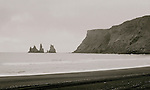 Beach Scene, Iceland