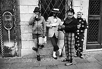 - Carnevale di Venezia (febbraio 1980)<br /> <br /> - Carnival of Venice (February 1980)