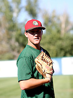 Jeffrey Beliveau / Boise Hawks ..Photo by:  Bill Mitchell/Four Seam Images