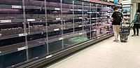 2020 03 14 Covid19  Lidl super market in Parc Tawe, Swansea, Wales, UK