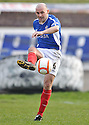 COWDENBEATH PLAYER MANAGER COLIN CAMERON