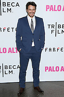 """LOS ANGELES, CA, USA - MAY 05: James Franco at the Los Angeles Premiere Of Tribeca Film's """"Palo Alto"""" held at the Directors Guild of America on May 5, 2014 in Los Angeles, California, United States. (Photo by Celebrity Monitor)"""