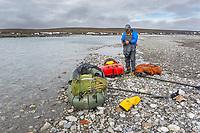 Brooks Range, Arctic Alaska.