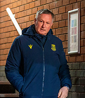 2nd January 2021; Bet365 Stadium, Stoke, Staffordshire, England; English Football League Championship Football, Stoke City versus Bournemouth; Stoke City Manager Michael O'Neill walks out of the tunnel