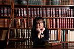 Bogliasco 28 marzo 2012 ERSI SOTIROPOULOS fotografata a Villa dei Pini presso la Fondazione Bogliasco