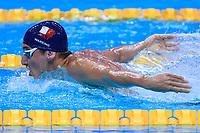 WAREING Thomas MLT Malta<br /> 400m Individual Medley Men Preliminary<br /> Swimming<br /> Budapest  - Hungary  23/5/2021<br /> Duna Arena<br /> XXXV LEN European Aquatic Championships<br /> Photo Giorgio Perottino / Deepbluemedia / Insidefoto