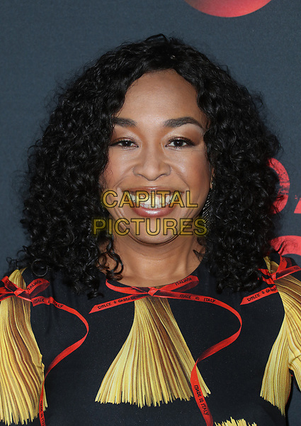 """WEST HOLLYWOOD, CA - April 08: Shonda Rhimes, At ABC's """"Scandal"""" 100th Episode Celebration At Fig & Olive  In California on April 08, 2017. <br /> CAP/MPI/FS<br /> ©FS/MPI/Capital Pictures"""