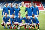 Rangers u17 team