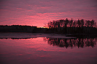 """Icy Sunrise""<br />
