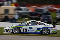 Porsche GT3 Cup Challenge Canada<br /> Victoria Day SpeedFest Weekend<br /> Canadian Tire Motorsport Park, Mosport, ON CAN<br /> Sunday 21 May 2017<br /> 34, Shaun McKaigue, GT3CP, CAN, M, 2017 Porsche 991<br /> World Copyright: Jake Galstad<br /> LAT Images<br /> ref: Digital Image galstad-CTMP-0517-56182