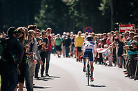 MEN ELITE ROAD RACE<br /> Kufstein to Innsbruck: 258.5 km<br /> <br /> UCI 2018 Road World Championships<br /> Innsbruck - Tirol / Austria