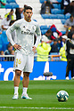 Spanish league football league between Real Madrid vs Levante at Santiago Bernabeu stadium in Madrid on Septemberl 14, 2019.<br />