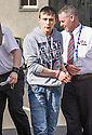 Robert Doyle at Kirkcaldy Justice of the Peace Court. (Ben Archibald Story).
