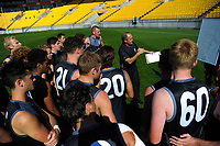 180424 AFL - NZ Hawks v Australia Academy